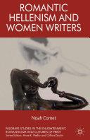 Romantic Hellenism and Women Writers Pdf/ePub eBook