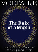 The Duke of Alençon [Pdf/ePub] eBook