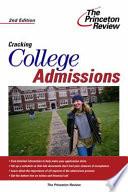 Cracking College Admissions