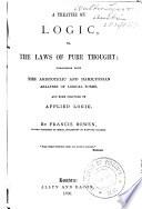 A Treatise on Logic Book PDF