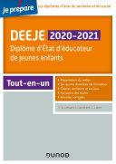 Pdf DEEJE 2020/2021- Diplôme d'État d'éducateur de jeunes enfants Telecharger