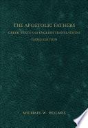 Apostolic Fathers, The