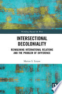 Intersectional Decoloniality