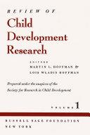Review of Child Development Research [Pdf/ePub] eBook