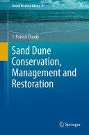 Sand Dune Conservation, Management and Restoration