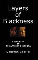 Pdf Layers of Blackness