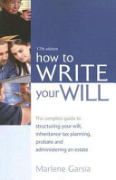 Pdf How to Write Your Will