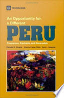 An Opportunity for a Different Peru Book