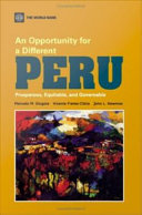 An Opportunity for a Different Peru