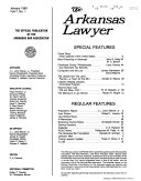 The Arkansas Lawyer