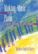 Making Music at the Piano