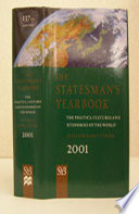 The Statesman's Yearbook 2001