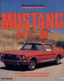 Mustang 1964 1/2-1968 ebook