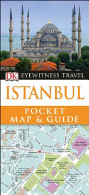Eyewitness Pocket Map and Guide - Istanbul