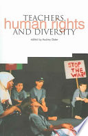 Teachers  Human Rights and Diversity Book