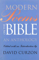 Modern Poems on the Bible