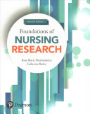 Foundations Of Nursing Research Plus Mynursinglab With Pearson Etext Access Card Package