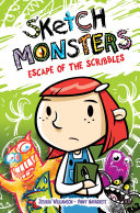 Sketch Monsters  V1  Escape of the Scribbles