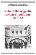 Robert Delavignette, savant et politique [Pdf/ePub] eBook
