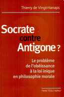 Socrate contre Antigone? ebook