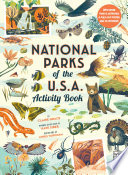 National Parks of the USA: Activity Book