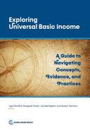 Exploring Universal Basic Income Pdf/ePub eBook