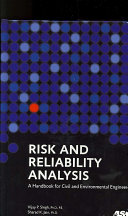 Risk And Reliability Analysis Book PDF