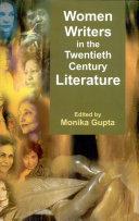 Women Writers in the Twentieth Century Literature
