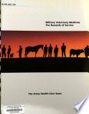 Military Veterinary Medicine