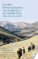 Conflict  Democratization  and the Kurds in the Middle East