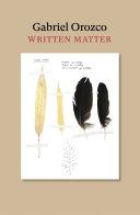 Written Matter