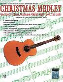21st Century Guitar Ensemble -- Christmas Medley: Score & Parts, Score & Parts