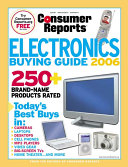 Electronics Buying Guide 2006