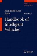 Handbook of Intelligent Vehicles