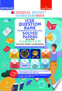 Oswaal Icse Question Bank Class 10 English Paper 1 Language Book Chapterwise Topicwise Reduced Syllabus For 2022 Exam