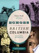 Echoes of British Columbia