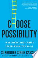 Choose Possibility Book