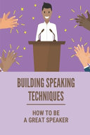 Building Speaking Techniques Book