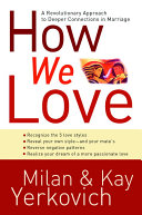 How We Love Book