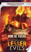 Brimstone Angels  Lesser Evils Book PDF