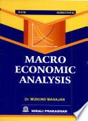 Macro Economic Analysis