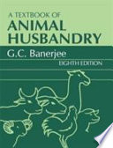 A Textbook Of Animal Husbandry, 8/E