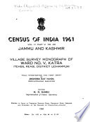 Census of India, 1961