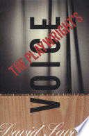 The Playwright s Voice Book PDF