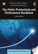 The Public Productivity and Performance Handbook