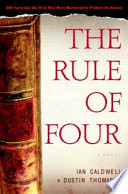 Cover of The Rule of Four