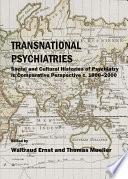 Transnational Psychiatries