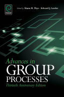 Advances in Group Processes