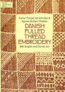 Danish Pulled Thread Embroidery