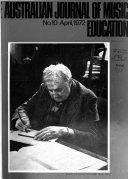 Australian Journal of Music Education